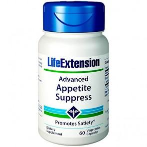 Advanced Appetite Surppress (60 cápsulas) - Life Extension