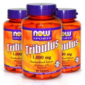 Leve 3 Pague 2 - Tribulus Terrestris 1000mg - NOW Foods
