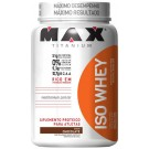Iso Whey - Whey protein Isolada (900g) - Max Titanium