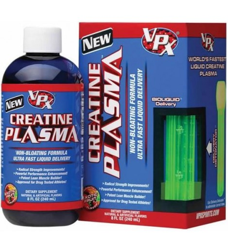 Creatina Plasma (240ml) - VPX