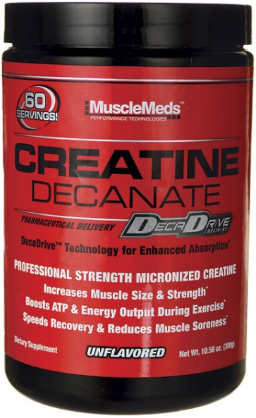 Creatine Decanate (300g) - MuscleMeds