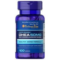 DHEA 50mg (100 tabletes) - Puritan's Pride
