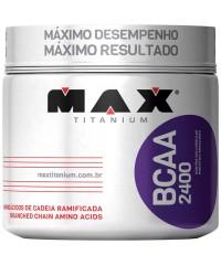 Bcaa 2400 (450 Cápsulas) - Max Titanium