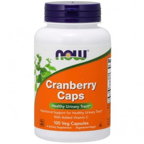 Cranberry (100 cápsulas) - Now Foods