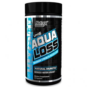 Lipo 6 Aqua Loss (80 caps) - Nutrex