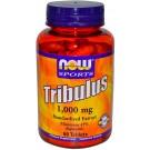 Tribulus Terrestris 1000mg Now Foods