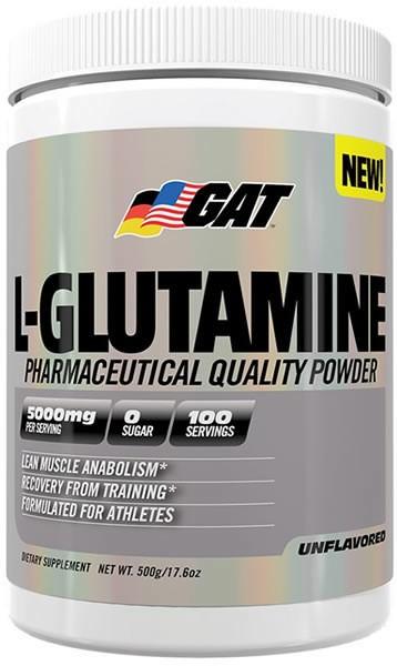 Glutamina Powder (500g) - GAT