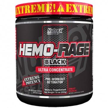 Hemo Rage Black Ultra Concentrado 228g - Nutrex