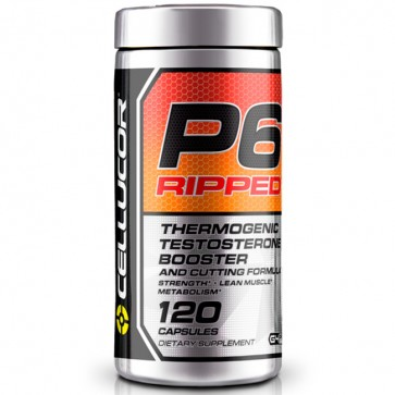 P6 Ripped (120 caps) - Cellucor