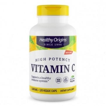 Vitamina C 1000 120s HEALTHY Origins