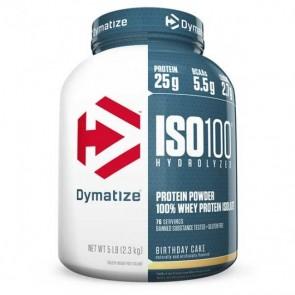 Iso 100 Whey Protein 2,3kg Novo - Dymatize