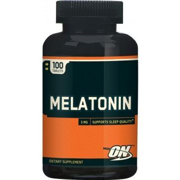 MELATONINA 3mg - Optimum Nutrition (100 cápsulas)