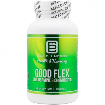 Good Flex Glucosamine & Chondroitin (90 caps) - Good Energy