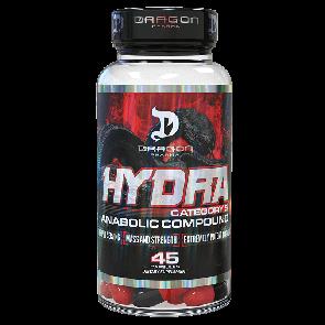 HYDRA - Dragon Pharma (45 cápsulas)