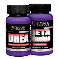 Combo: Beta Alanina + DHEA 50mg - Ultimate Nutrition