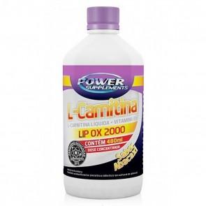 L-Carnitina Power Supplements