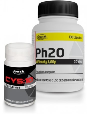 PH20 + CYS:10 - Power Supplements