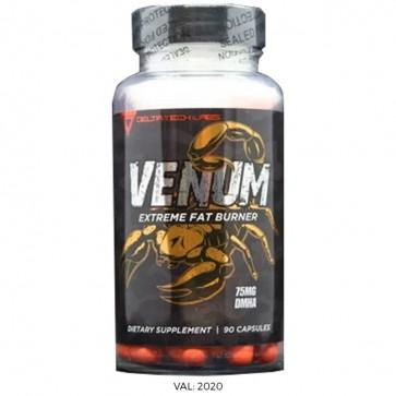 Venum (90 caps) - Delta Tech Labs Delta Tech Labs