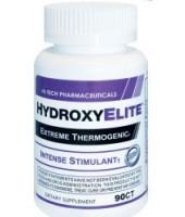 Hydroxyelite (90 Caps) Com DMAA - Hi Tech Pharma -Mesma Formula do Oxyelite Antigo
