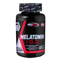 Melatonina 10mg (100 tabs) - Pro Size Nutrition