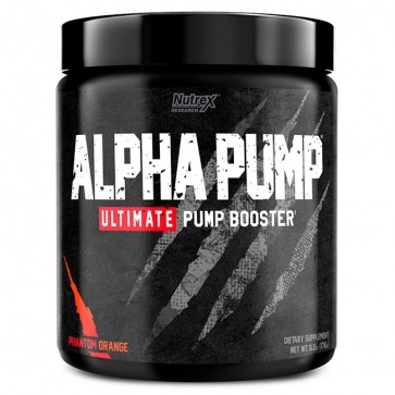 Alpha Pump (176g) - Nutrex Nutrex