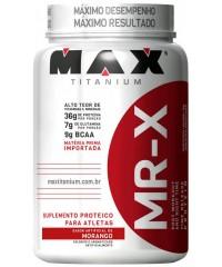 Whey Protein Mr-X Time Release (1 kg) - Max Titanium