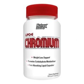 Lipo 6 Chromium ( 100cps ) Nutrex