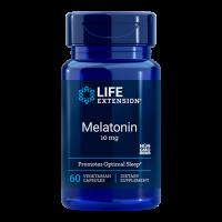 Melatonina 10mg 60 vegcaps LIFE Extension