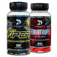 Combo: Fematrope + Black Viper - Dragon Pharma