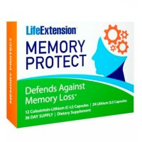 Memory Protect (36 cápsulas) - Life Extension