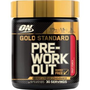 Preworkout  [Pré-treino] (30 porções) - Optimum