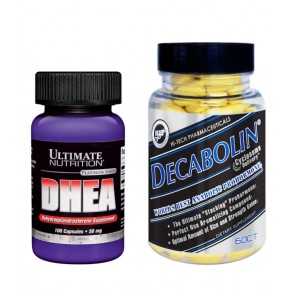 COMBO DHEA 50 ULTIMATE + DECABOLIN