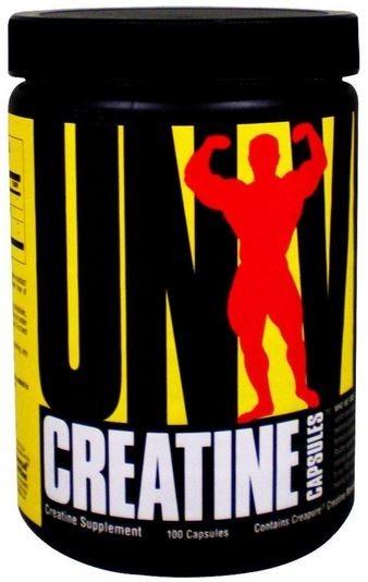 Creatina Capsules (100 cápsulas) - Universal