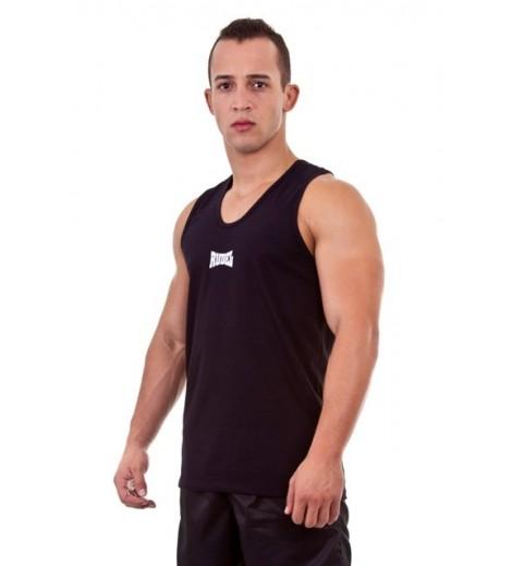 Camiseta Preta Bodybuilder