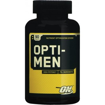 Opti-Men Optimum Nutrition 90 Capsulas