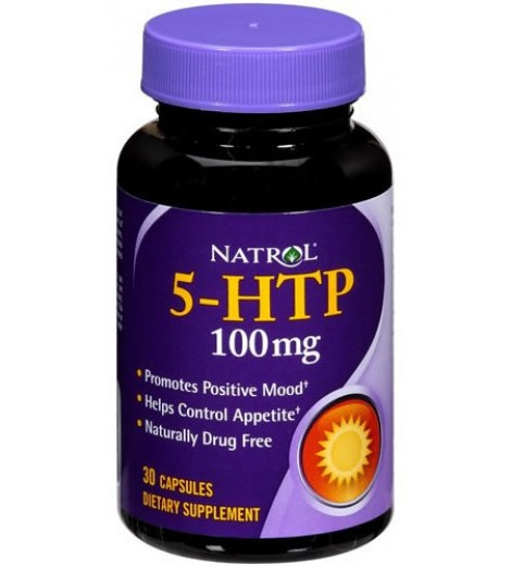 5-HTP 100mg - Natrol