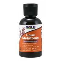 MELATONINA LIQUIDA 3MG Now foods (59ml)