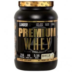 Premium Whey 2lbs (907g) - Landerfit