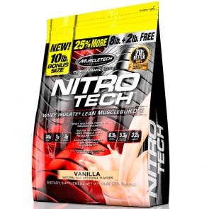 Nitro Tech Performance Series 10Lbs (4,54kg) - Muscletech