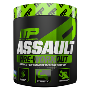 Assault-Pre-treino - Muscle Pharm