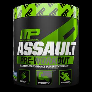 Assault-Pre-treino - Muscle Pharm