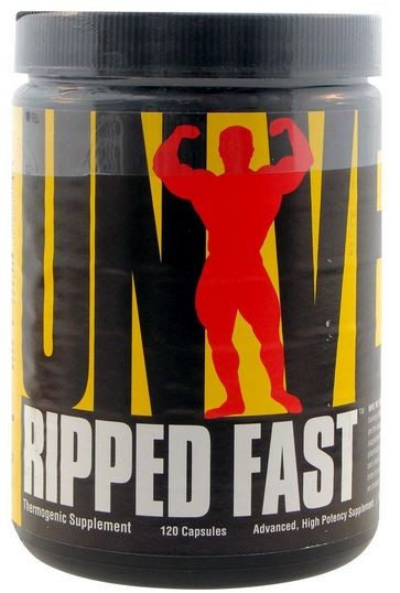 Ripped Fast - Universal