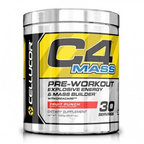 C4 Mass - 30 Porções - Cellucor