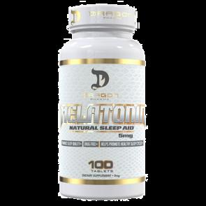 Melatonina 5mg- Dragon Pharma