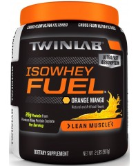 Isowhey Fuel (907g) - Twinlab