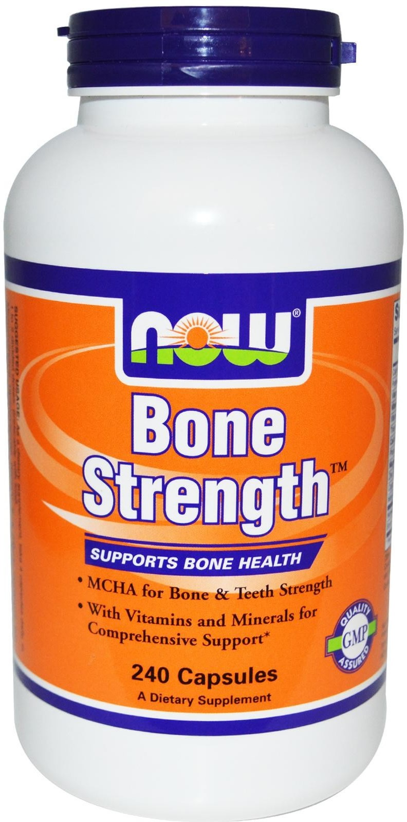 Bone Strenght - Now Foods