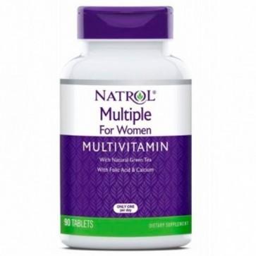 Multivitamínico para mulher (90 tabs) - Natrol Natrol