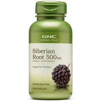 Siberian Root 500mg (100 caps) - GNC