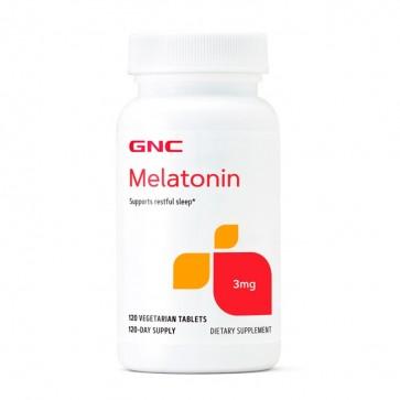 Melatonina 3mg (120 tabs) - GNC GNC