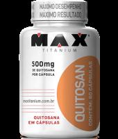 Quitosan (120 cápsulas) - Max Titanium